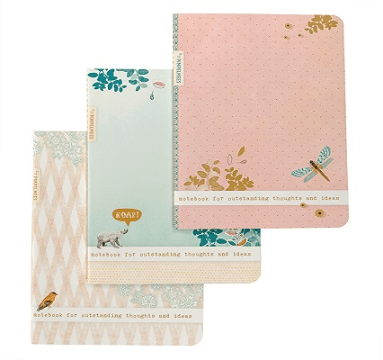 Notebooks 3-set