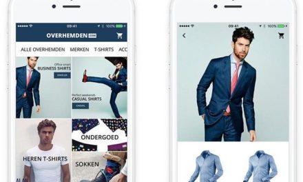 Meer dan 2.000 overhemden in je broekzak met de overhemden app