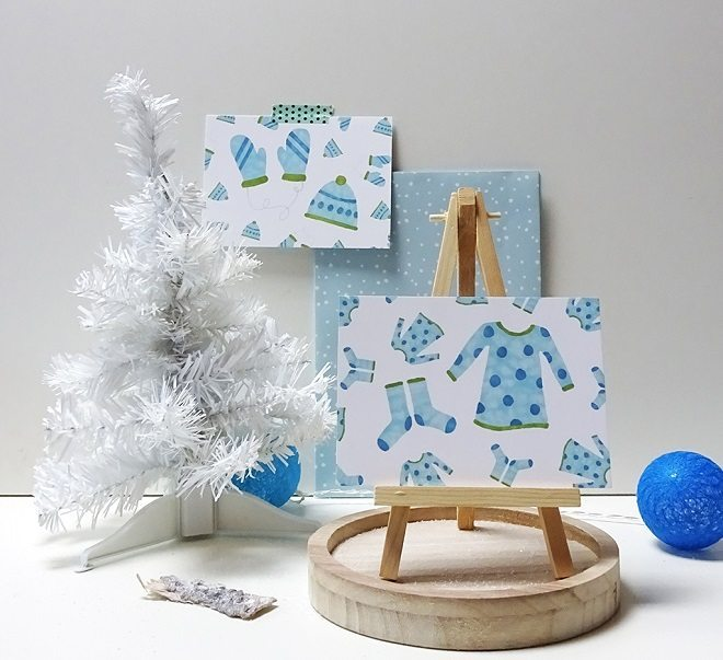 Wintercollectie Nouk-san nu verkrijgbaar bij Post & Papier