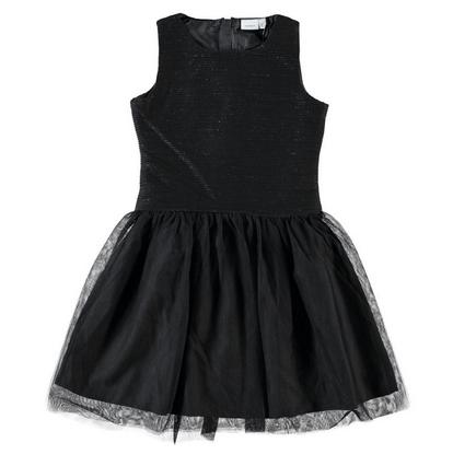 Zwarte party dress