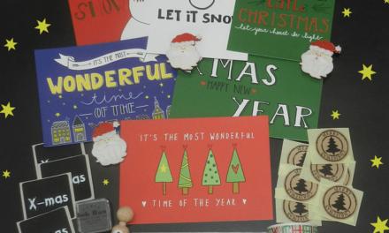 Klaar voor de feestdagen met de Happyboxen van Snailmailshop