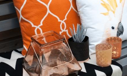 Najaarstrend Colourful Copper zorgt voor warmte in huis