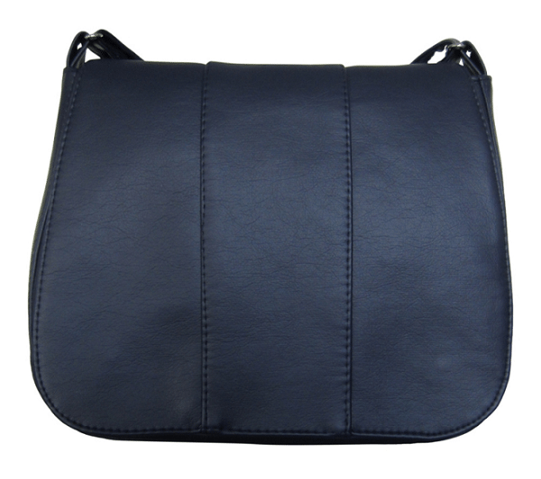Saddle bag - blauw