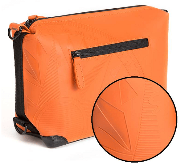 oranje Let's Get Lost Minibag