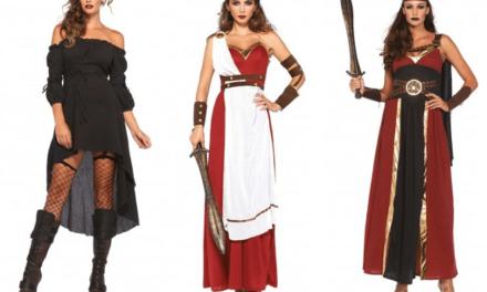 Volop feesten in de geweldige outfits van Carnavals Kostuums