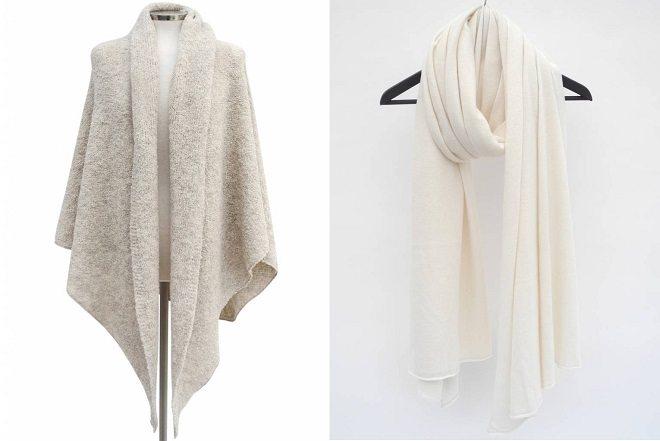 De trendy omslagdoeken van SjaalMania houden je heerlijk warm