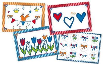 Verras je vrienden met de kleurrijke Studio Holland kaartencollectie