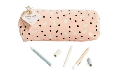 Hip: stationery collectie in brush style met frisse pastelkleuren