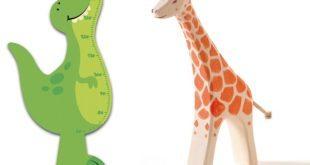 Kwalitatief houten speelgoed, geïnspireerd op de natuur