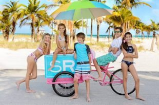 Nieuwe collectie UV-werende zwemkleding van Snapper Rock