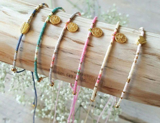 Trendy armbandjes van Boho Jewelry