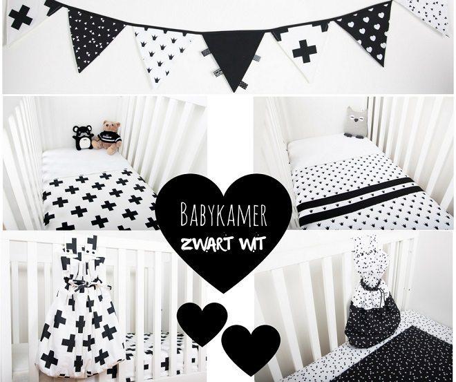 Babykamer - Babywinkel Zwart Wit
