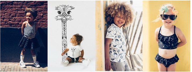 Babywinkel Zwart Wit
