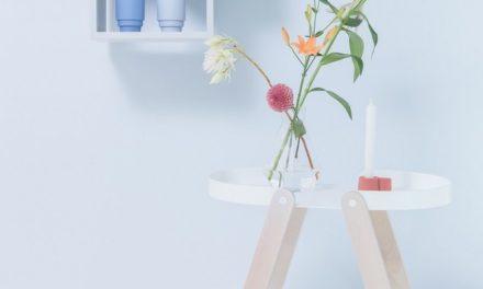 PUIK Art presenteert bijzettafels met gewaagde combinatie van materialen