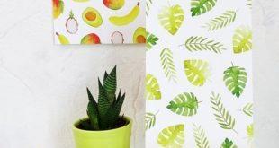 Tropische collectie Nouk-san nu verkrijgbaar bij Post & Papier