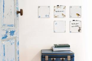 Zet je eigen tegelwijsheid op de muur met Dutch Design Brand