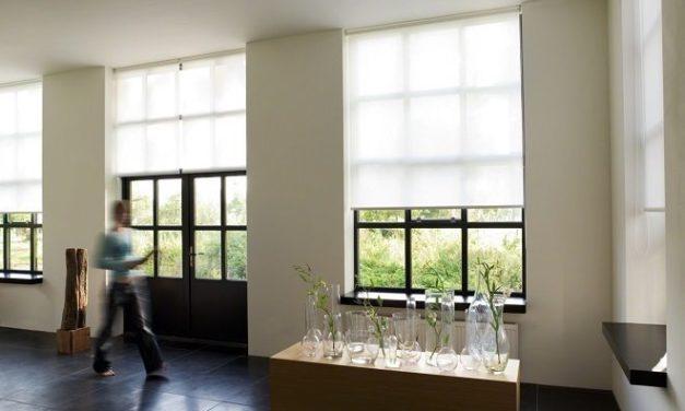 Een grote keuze in raamdecoratie