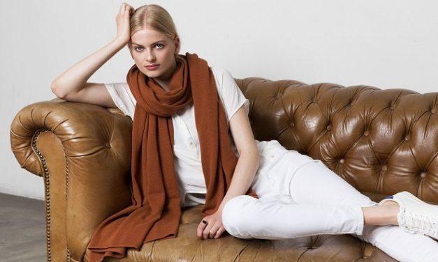 Sjaalmania lanceert vernieuwde Cosy collectie: modern, casual & chic