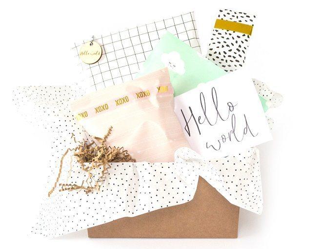 De Hip&Mama Box: een verrassing voor moeders (in spe)