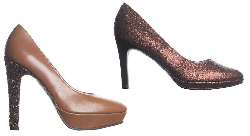 Glitter & Glamour Pumps feestdagen