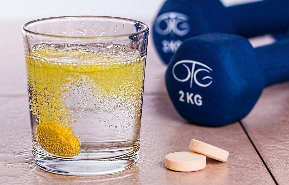 Supplementen om je lichaam fit te houden