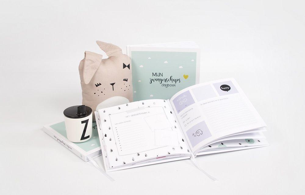 Zwanger? Met dit zwangerschapsdagboek heb je een geweldig aandenken voor later