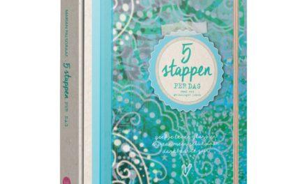 Boek: 5 stappen per dag naar een gelukkig(er) leven