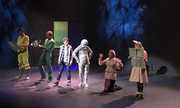 Theater met kinderen; Dummie de Mummie