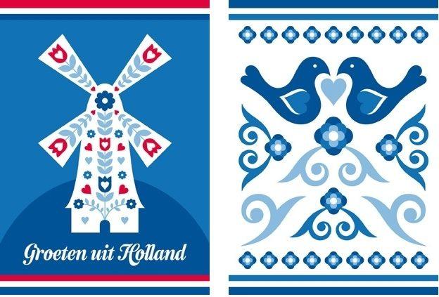 Hollandse kaarten - Hip & Stip Kaarten