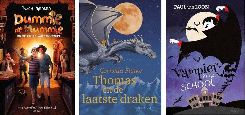 Kinderboekenweek - Griezelen