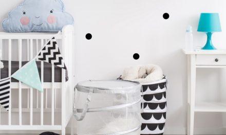 Verfris de kinderkamer met deze koffertjes en interieurstickers