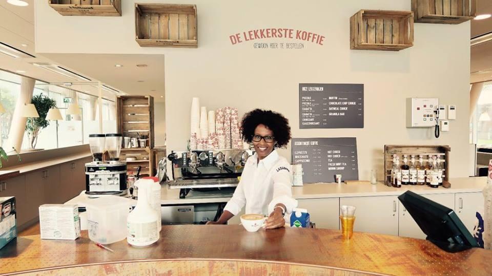 'La Dolce Vita' in december met de overheerlijke koffie van Baristaservies