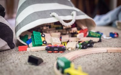 Risico van teveel speelgoed en wat je daaraan kunt doen
