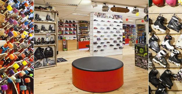 Skates, longboards, steps en nog veel meer bij de onlineskateshop.nl
