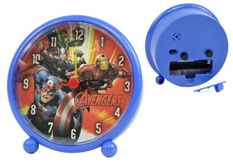 Avengers Wekker Deezkinderkamers