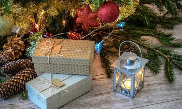 Dit zijn de leukste kleine kerstcadeautjes voor onder de boom