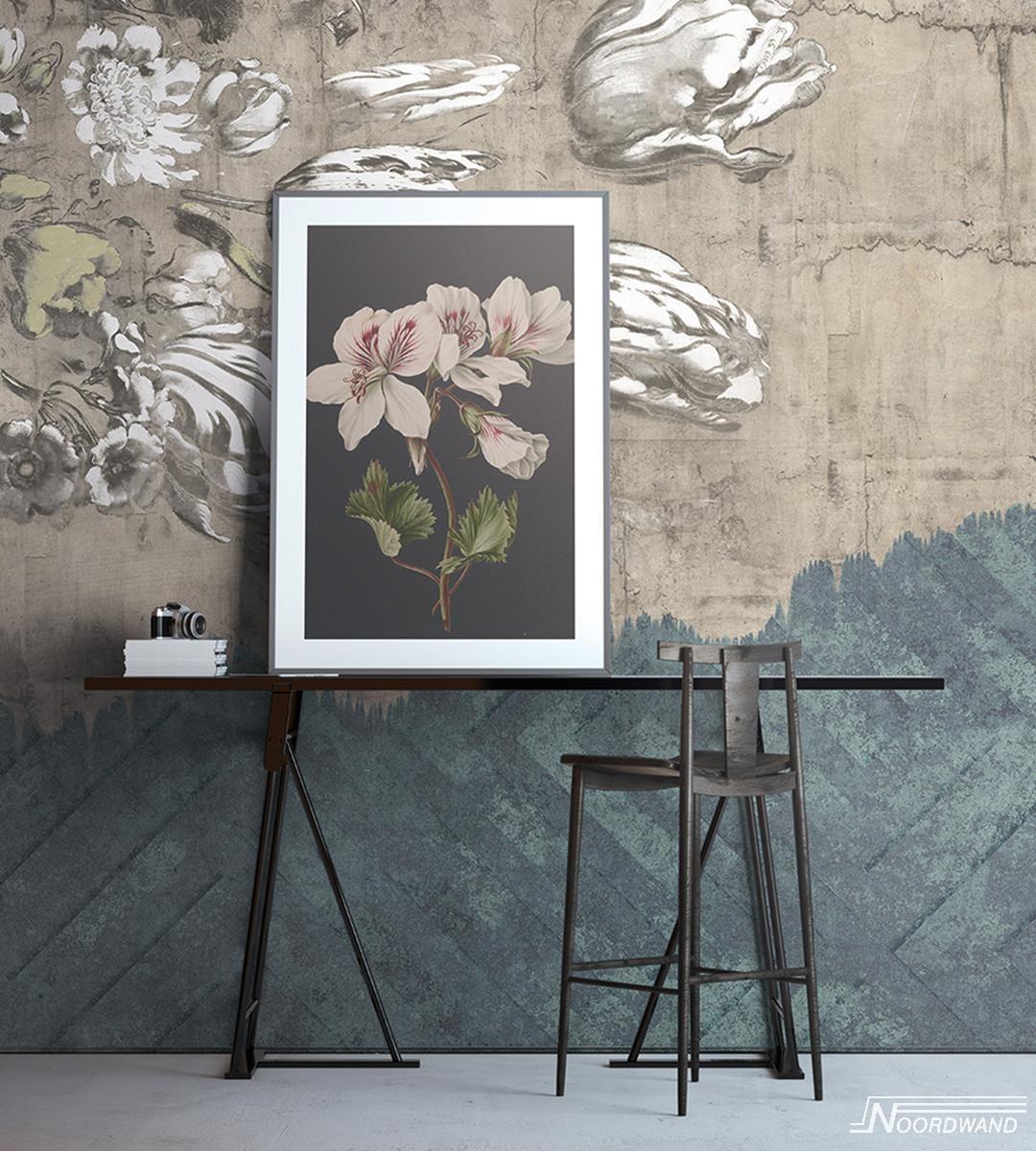 Je muur in een gewaagde print - durf jij het aan?