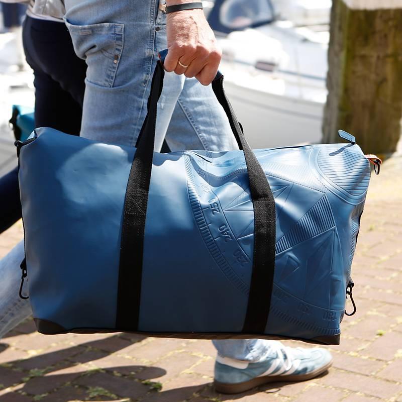 Travelbag Let's Get Lost, reistas Denim Dark Blue