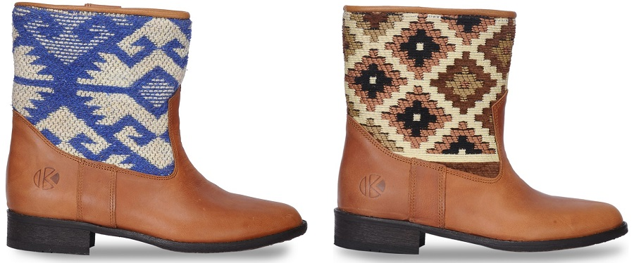 Jimi Flat Ankle Boots - Kindred Spirits