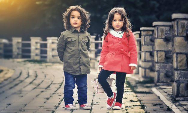Hou kleine voetjes warm met de winterschoenen van Little Legends