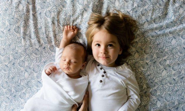Verwen je kindje met de zachte babykleding van IkenIk