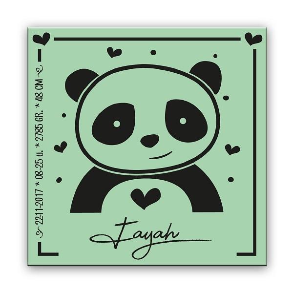 panda collectie met musthaves voor baby's en ouders