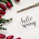 Geef je interieur een lente metamorfose