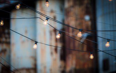 Creëer extra sfeer in jouw tuin met string lights