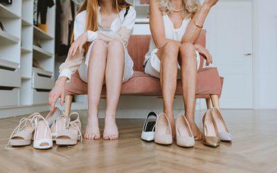 Tips om schoenen bij je outfit te matchen